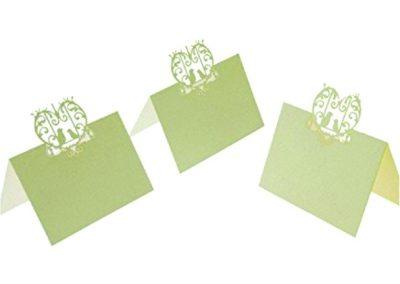 corte laser tarjetas papel
